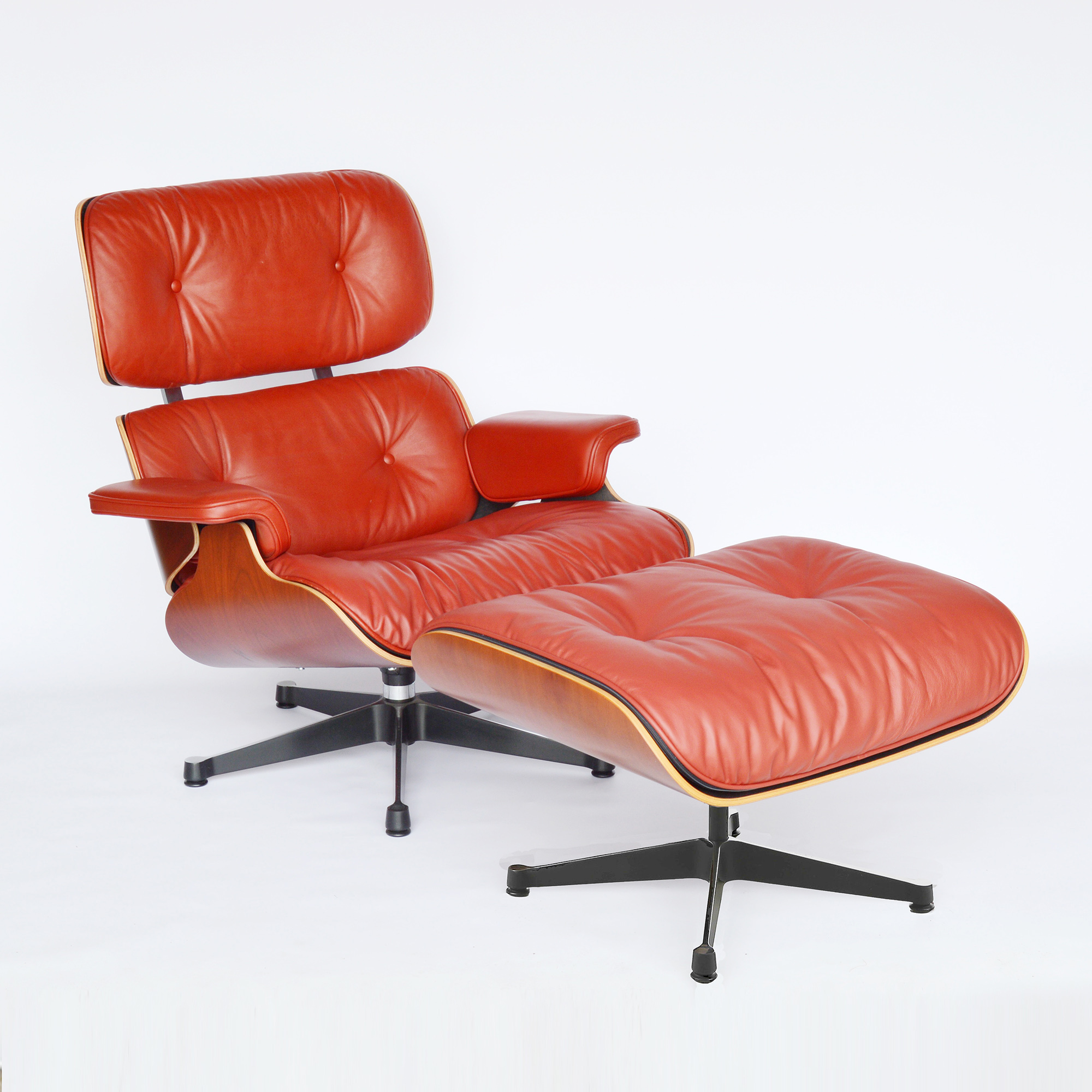 Eames lounge chair nachbau qualit t charles eames alu for Barcelona sessel nachbau