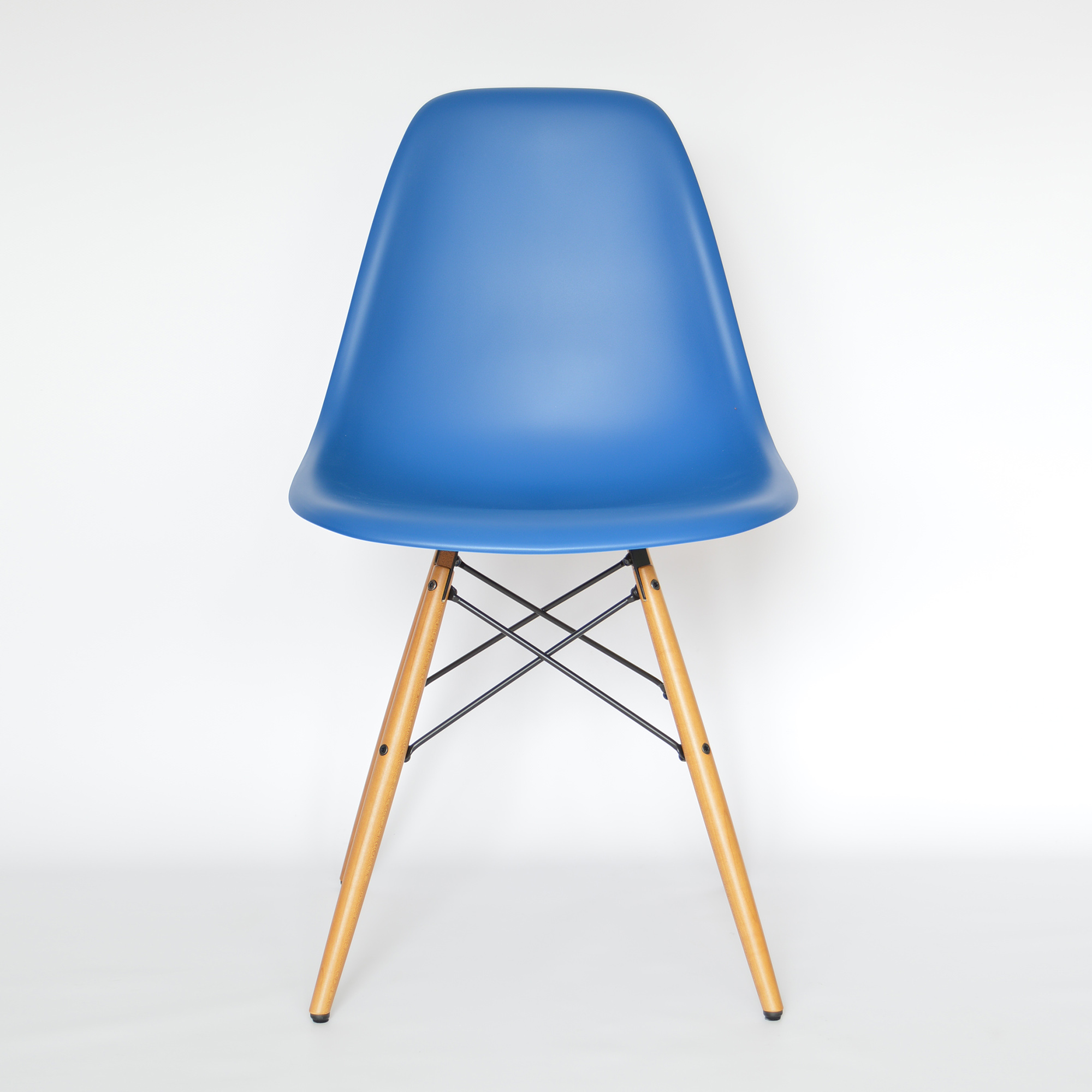 eames plastic side chair dsw ebay chairs model. Black Bedroom Furniture Sets. Home Design Ideas