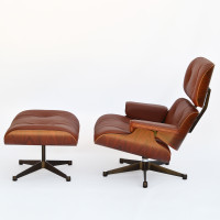 Eames Lounge Chair Vitra Santos Brandy 01