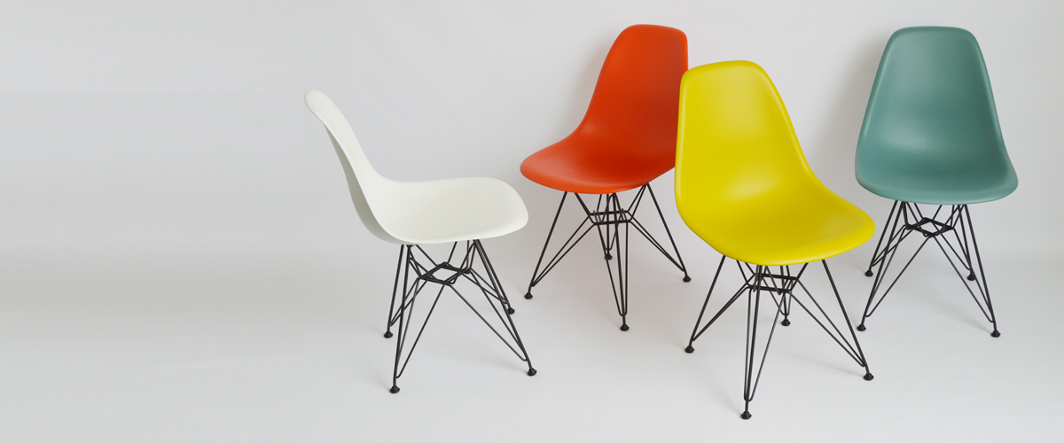 MidModern Vitra hebt den Eames Side Chair & Arm Chair News