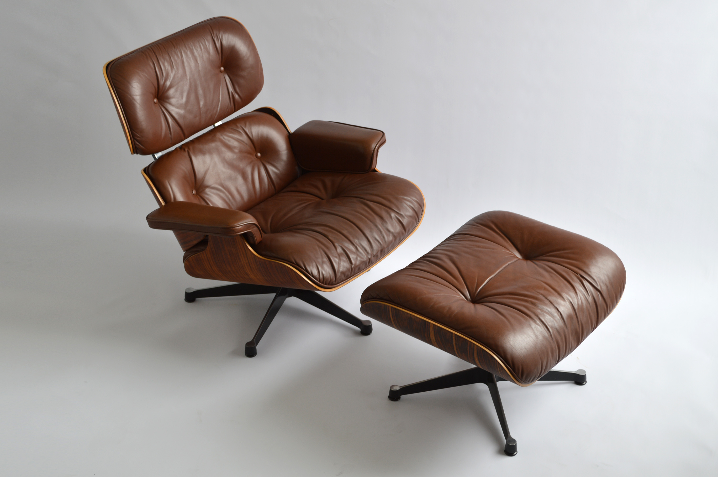 Herman Miller By Vitra Eames Lounge Chair