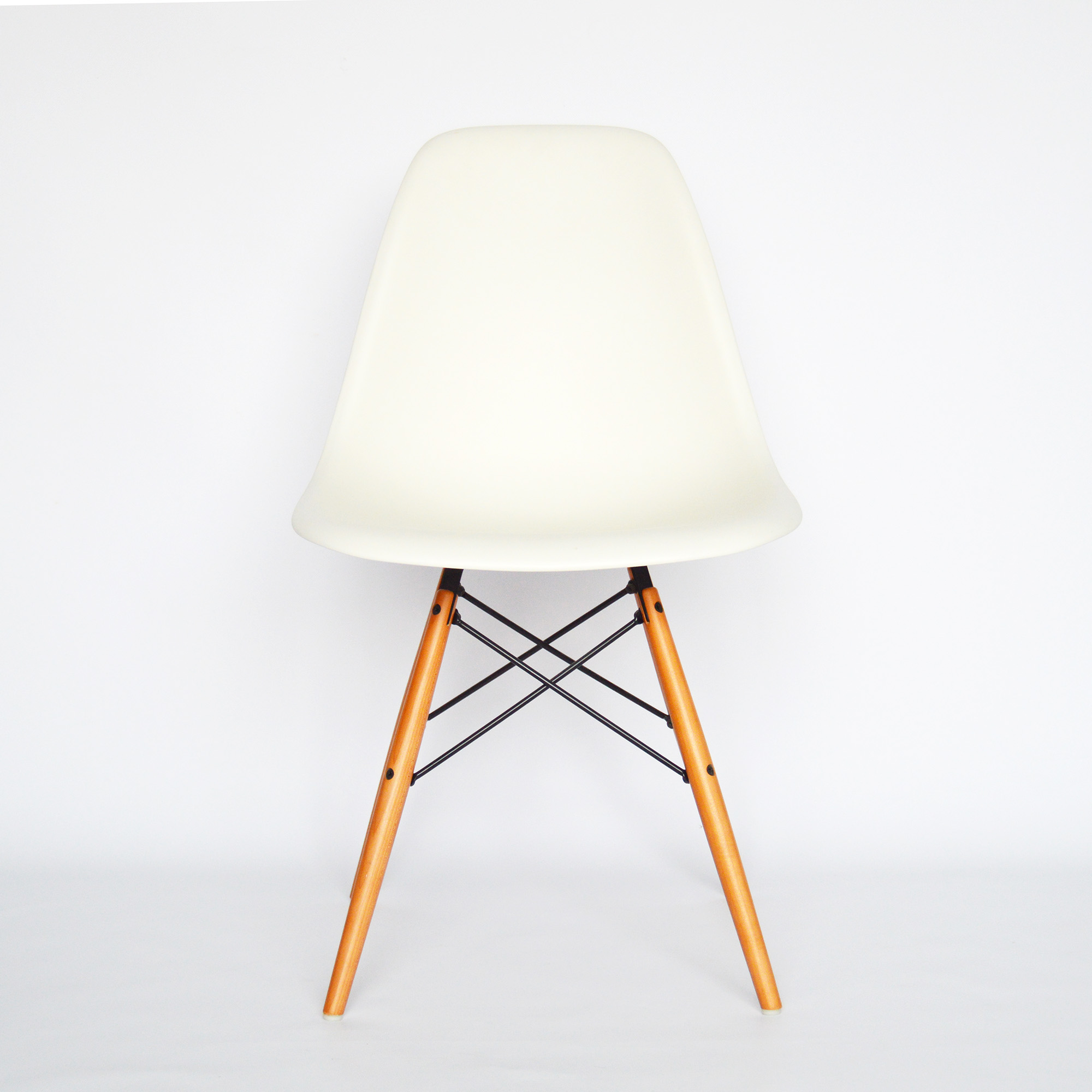 Vitra Eames side chair DSW cheaper at Midmodern