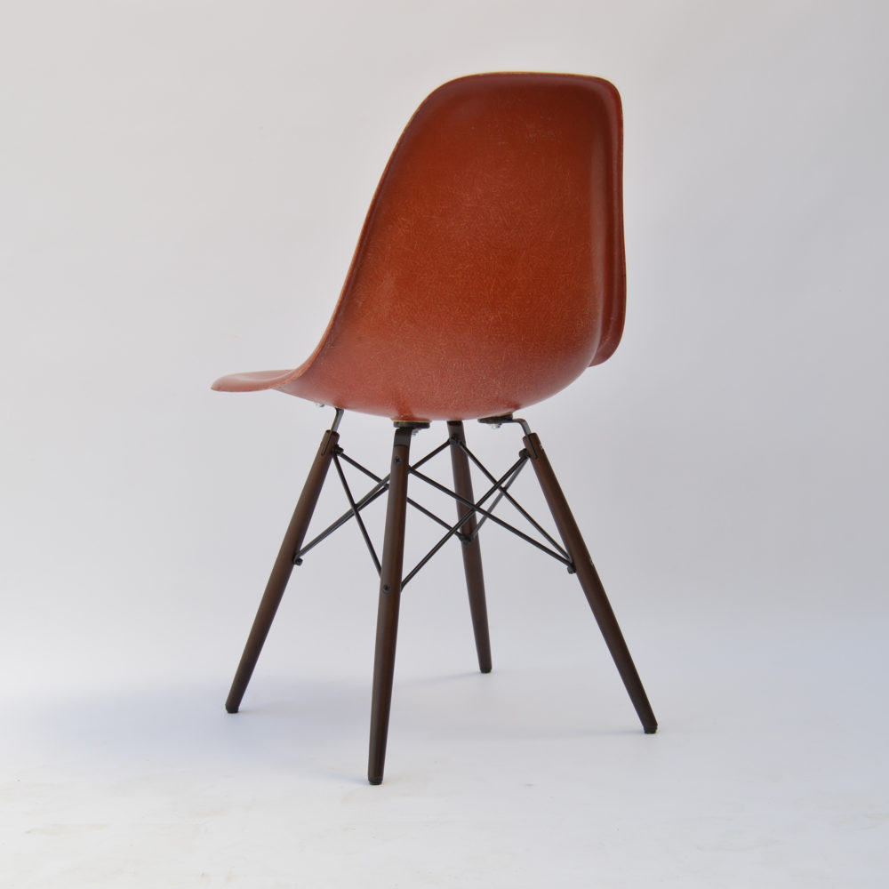 Herman Miller Eames DSW U2013 Fiberglass Dining Side Chair
