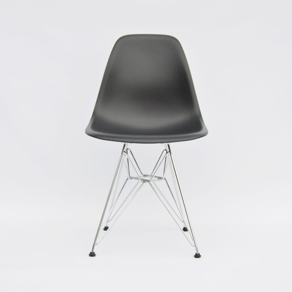 Vitra Eames Plastic Side Chair-DSR (nero) | MidModern