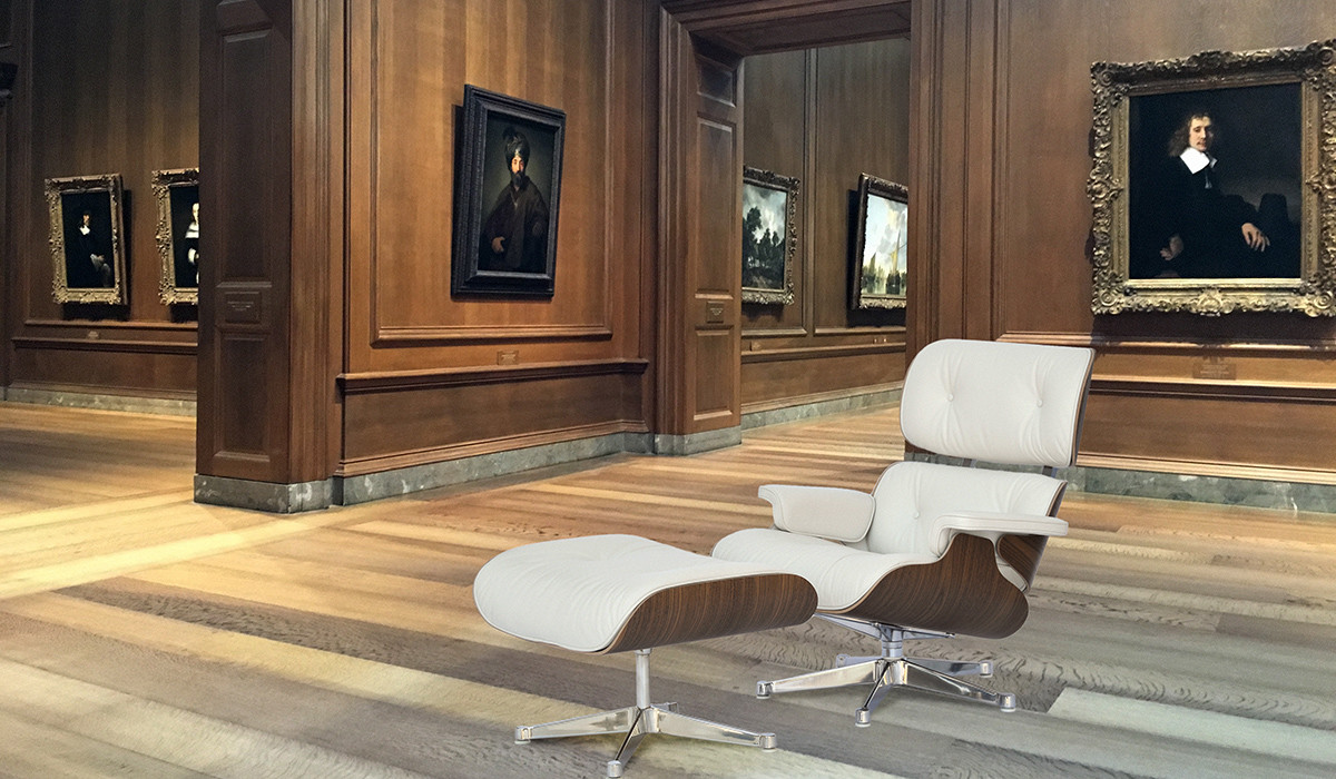 Vitra Eames Lounge Chair in DC