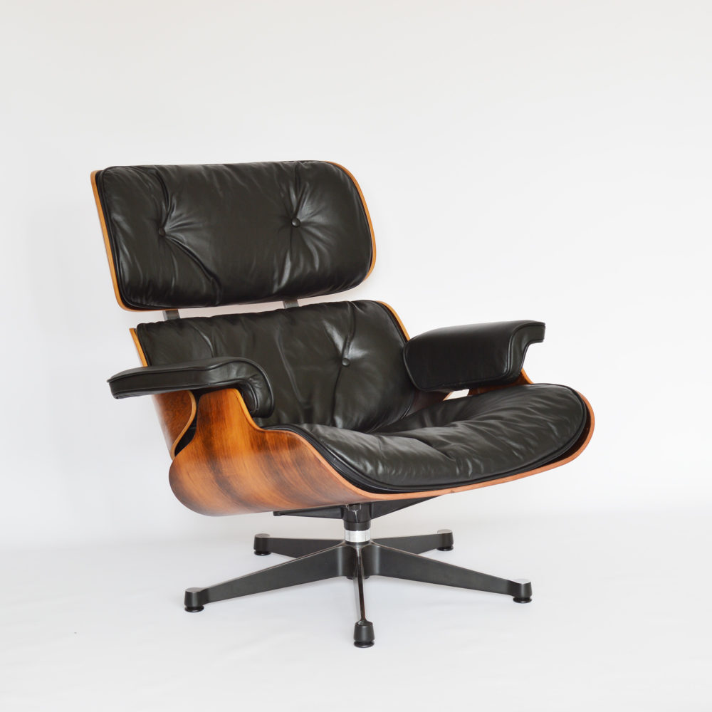 MidModern Herman Miller Collection Eames Lounge Chair
