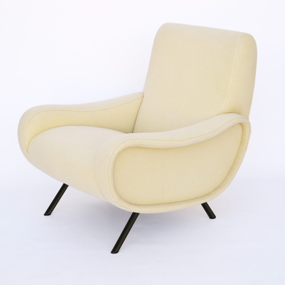 MidModern Arflex Lady Chair by Marco Zanuso