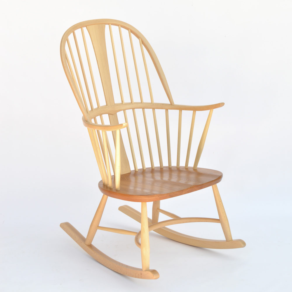 Chaise Swing Ercoal Chairmakers Rocking Chair