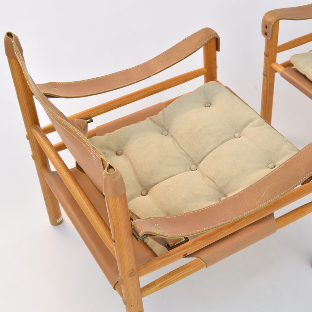 Arne Norell Sirocco Arm Chair