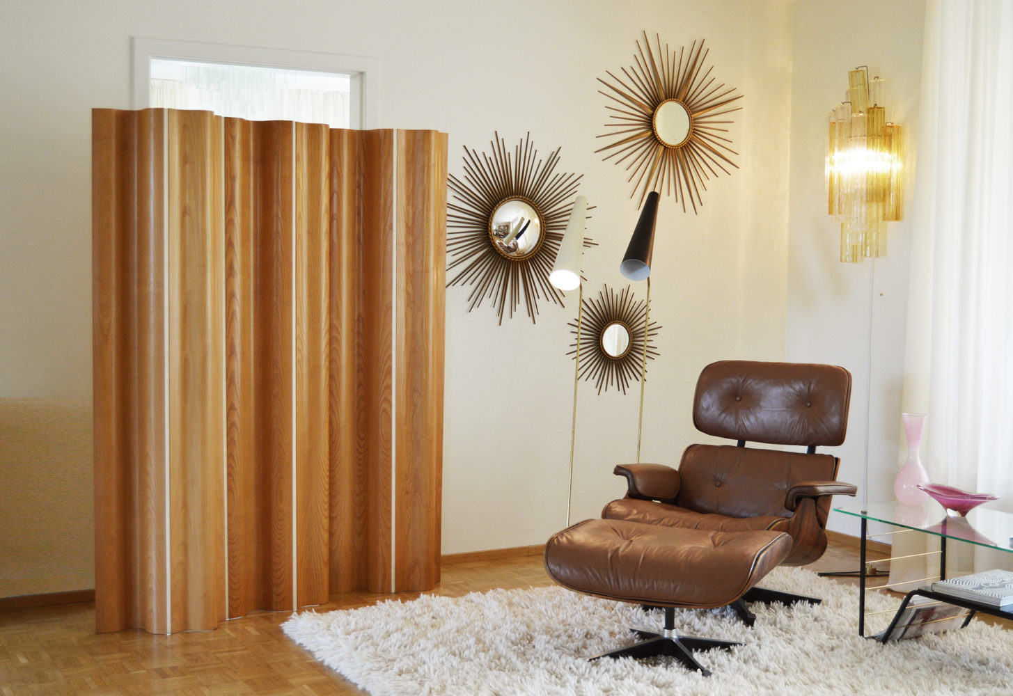 Vitra eames folding screen im design sortiment midmodern