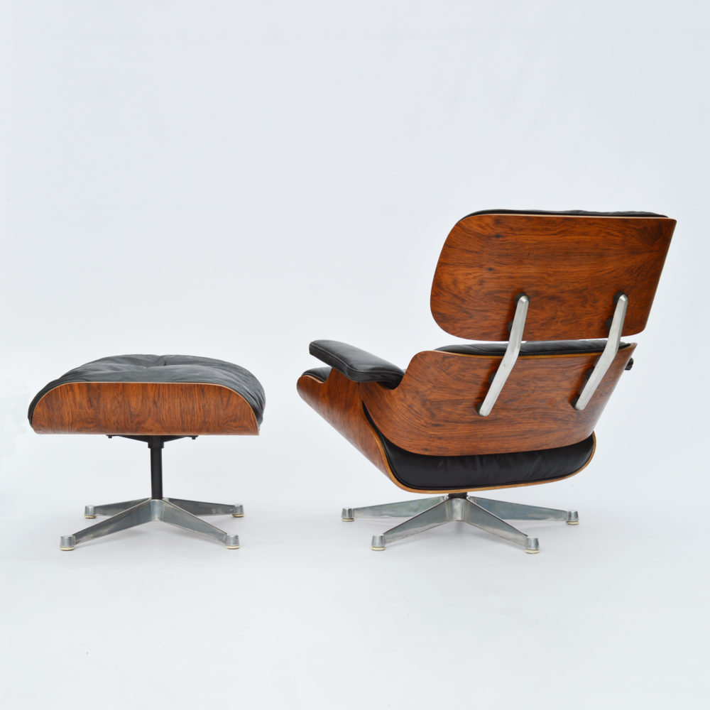 Eames Stoel Lounge.Eames Lounge Chair By Icf For Herman Miller Vitra