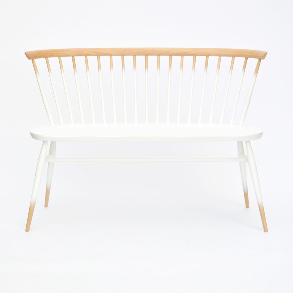 Outstanding Ercol Loveseat Bench White Alphanode Cool Chair Designs And Ideas Alphanodeonline