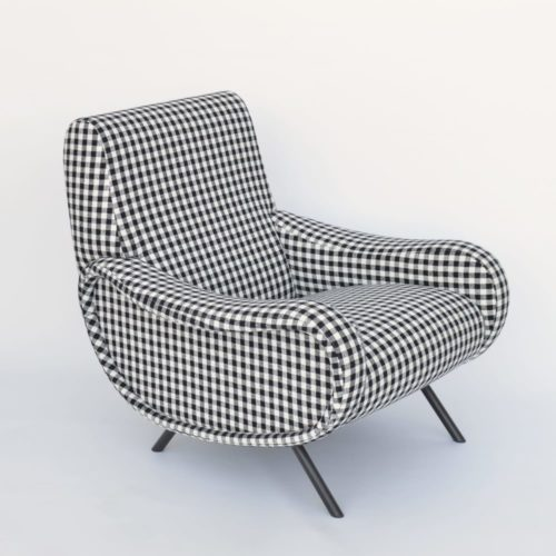 Cassina Zanuso Lady Sessel