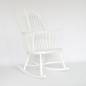 "MidModern Ercol Schaukelstuhl ""Chairmakers Rocking Chair"""