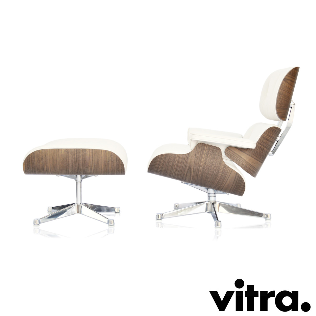 vitra eames lounge chair xl ottoman zum sonderpreis bei midmodern. Black Bedroom Furniture Sets. Home Design Ideas