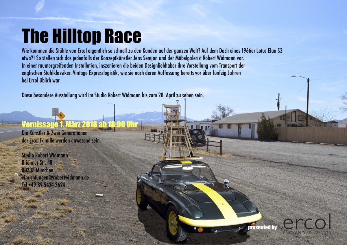 MidModern The Hilltop Race News