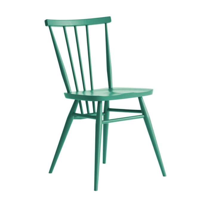 MidModern Ercol All Purpose Chair - Shaker Massivholz Stuhl