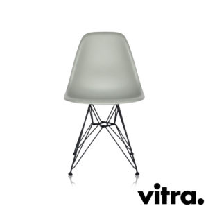 MidModern vitra Eames Plastic Side Chairs (outdoor)