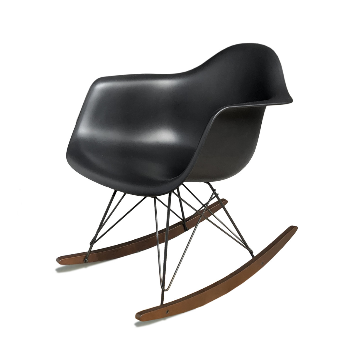 rar vitra eames plastic armchair eisgrau bei midmodern. Black Bedroom Furniture Sets. Home Design Ideas
