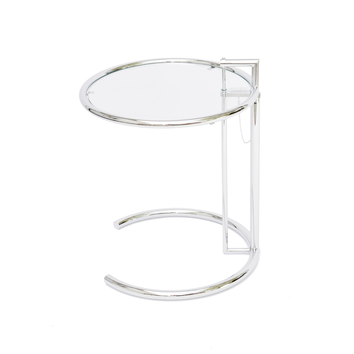 ClassiCon Adjustable Table E 1027 Design Eileen Gray