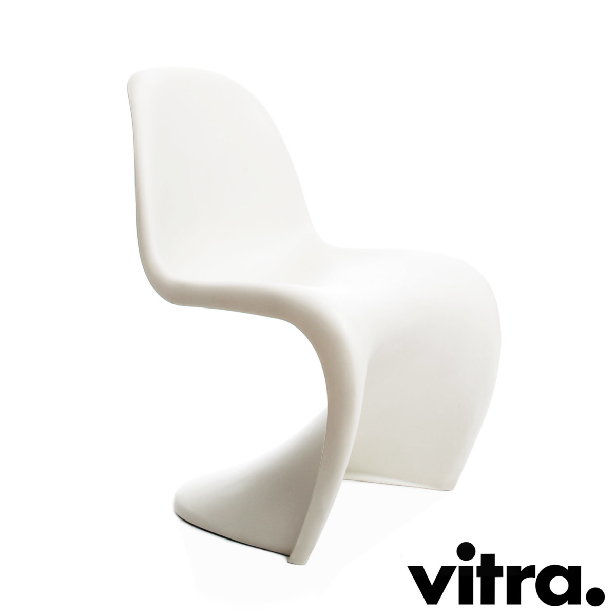 vitra panton chair weiss im design sortiment midmodern. Black Bedroom Furniture Sets. Home Design Ideas